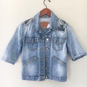 VTG Levi's Blue Jean Jacket